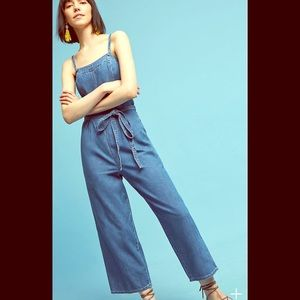 ANTHROPOLOGIE AG THE GISELLE JUMPSUIT